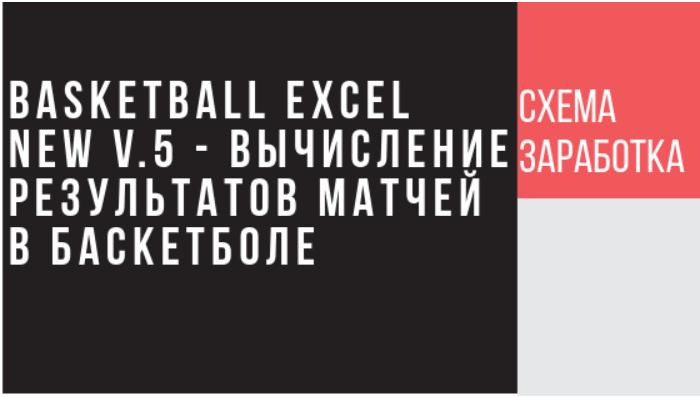 basketball exel new